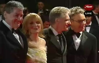 Patrick McGrath, Miranda Richardson, David Cronenberg and Howard Shore
